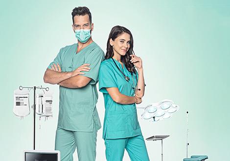Zdjęcia odzieży medycznej